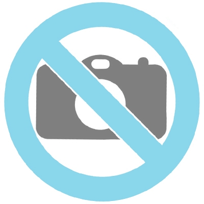 Lächelnder Buddha Bronze mit Kerze